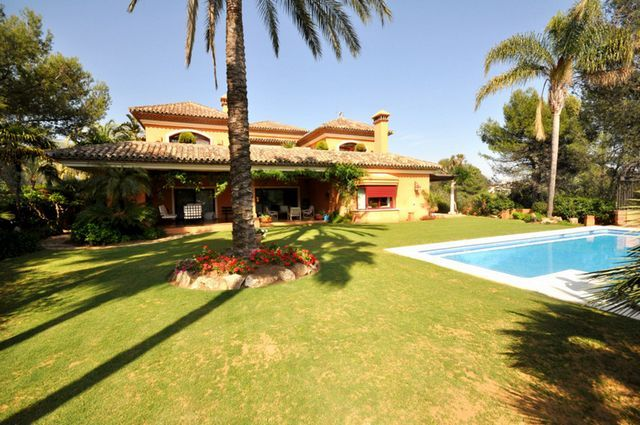 Villa in exclusive area of Marbella