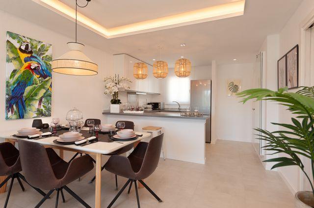 Apartamentos cerca de la playa en Riviera del Sol Mijas Costa – precios atractivos