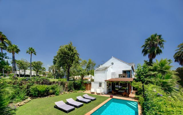 Villa de estilo único / loft a poca distancia de Puerto Banús y la playa