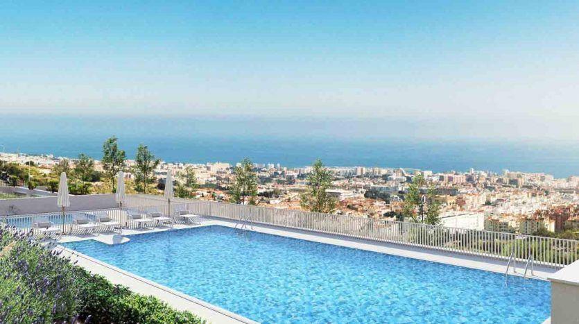Nueva promoción con apartamentos en Benalmadena Costa