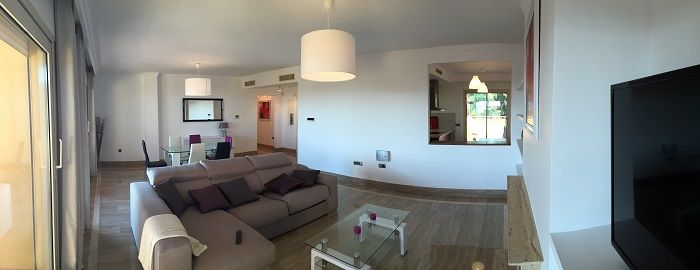 **Fantastic penthouse with sea views