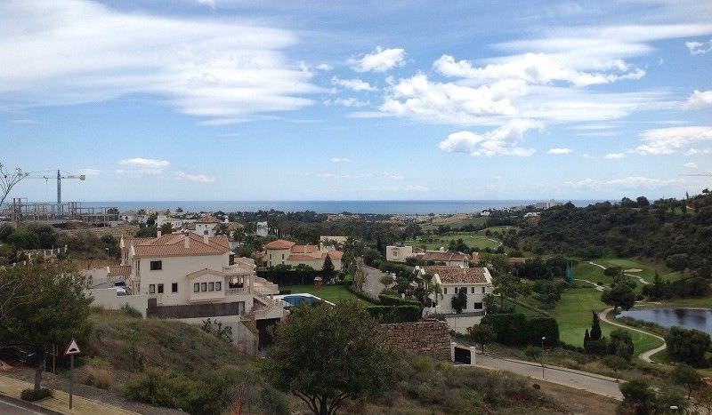 Beautiful villa with sea views