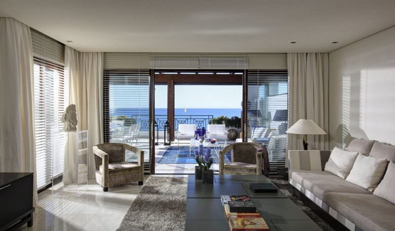 First beach line penthouse