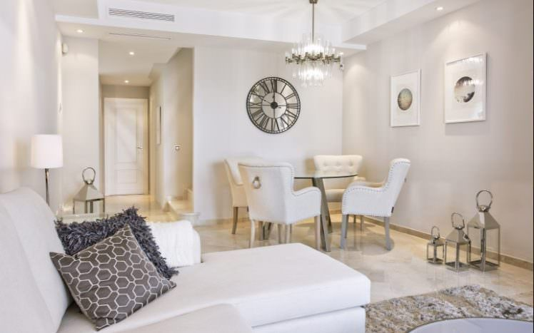 Beautiful apartments with Prime location