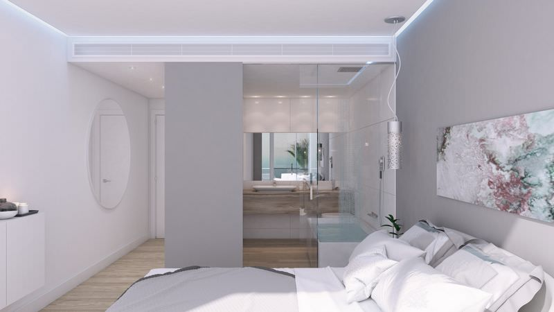 Amazing new project with open sea views