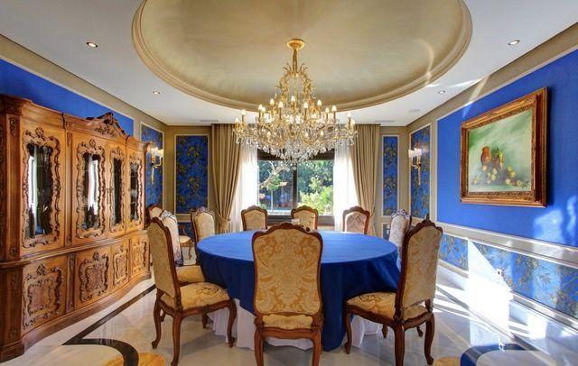 Majestic villa with panoramic sea view