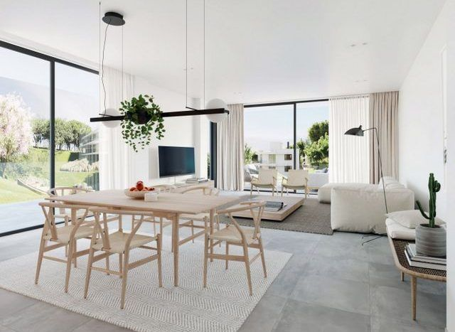 Amazing  new project  with modern apartments and attics
