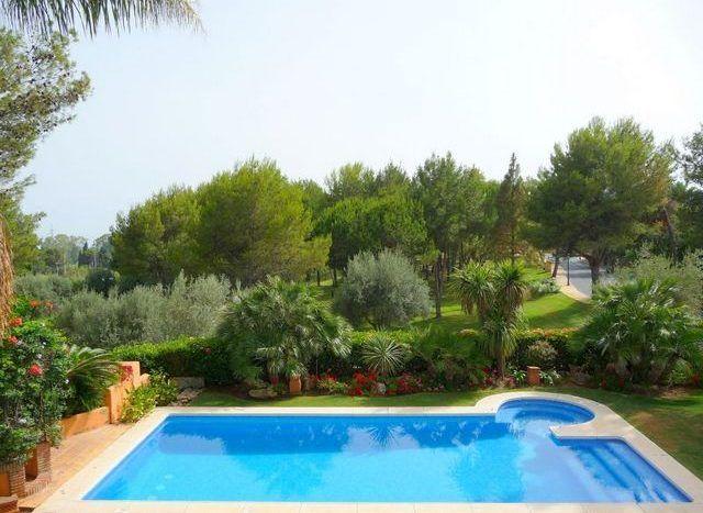 Villa in exclusive area of Marbella