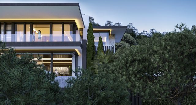 Unique villa in the most prestigious are in Marbella - La Zagaleta