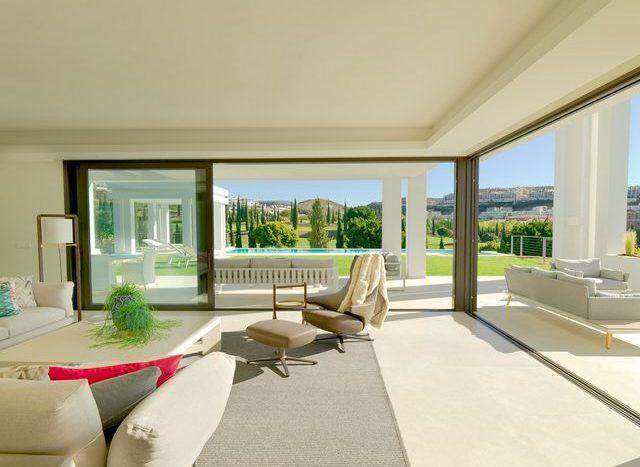 Impresive villa in los Flamingos Golf