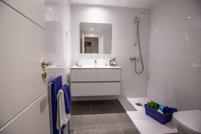 Amazing new development with modern apartments in Benalmadena Costa