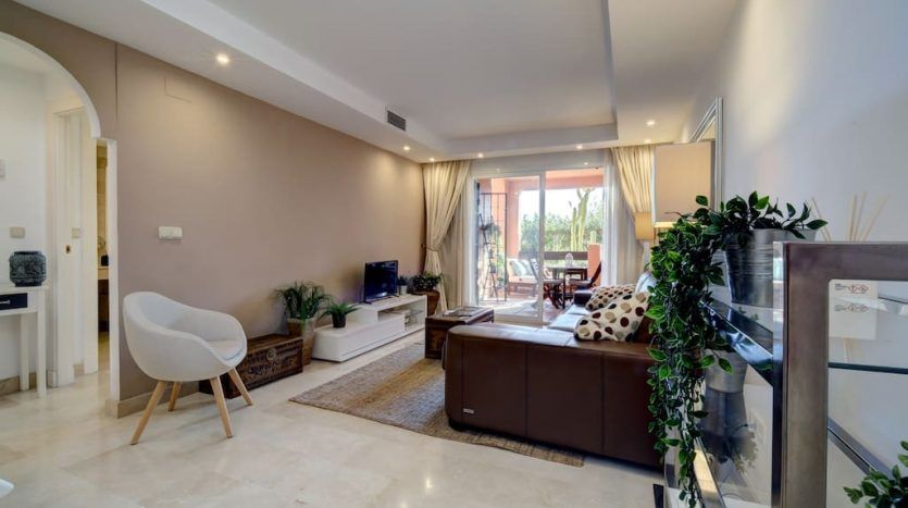 Gorgeous 2 bedroom apartment on Golden Mile Marbella